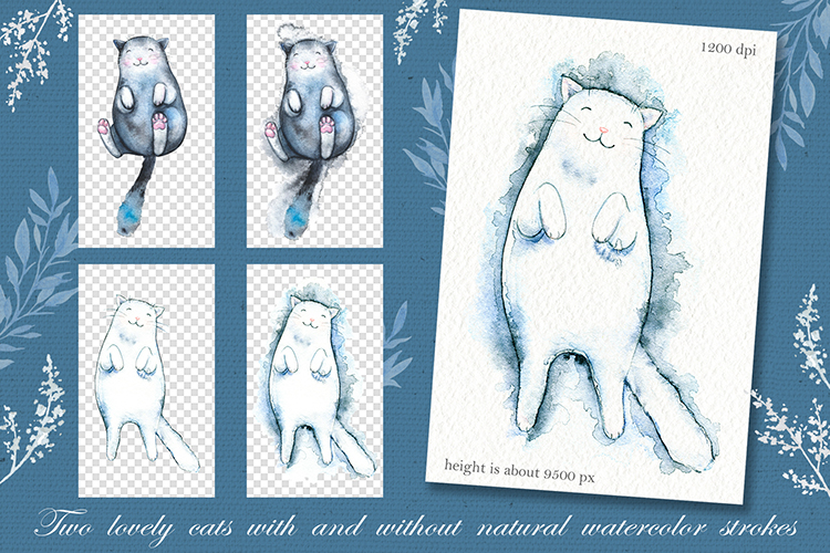 Blue tenderness example image 2
