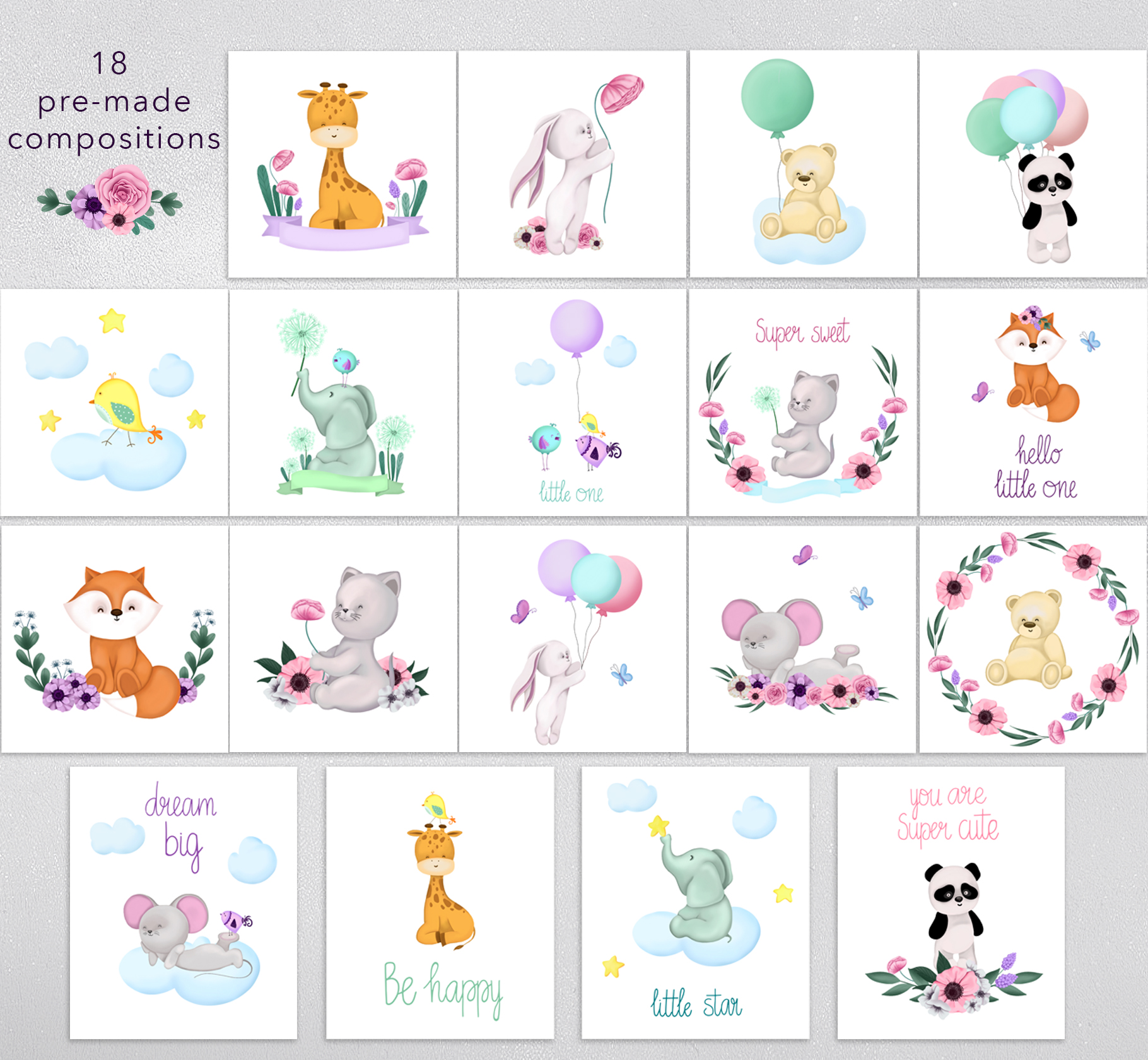 SUPER CUTE collection example image 11