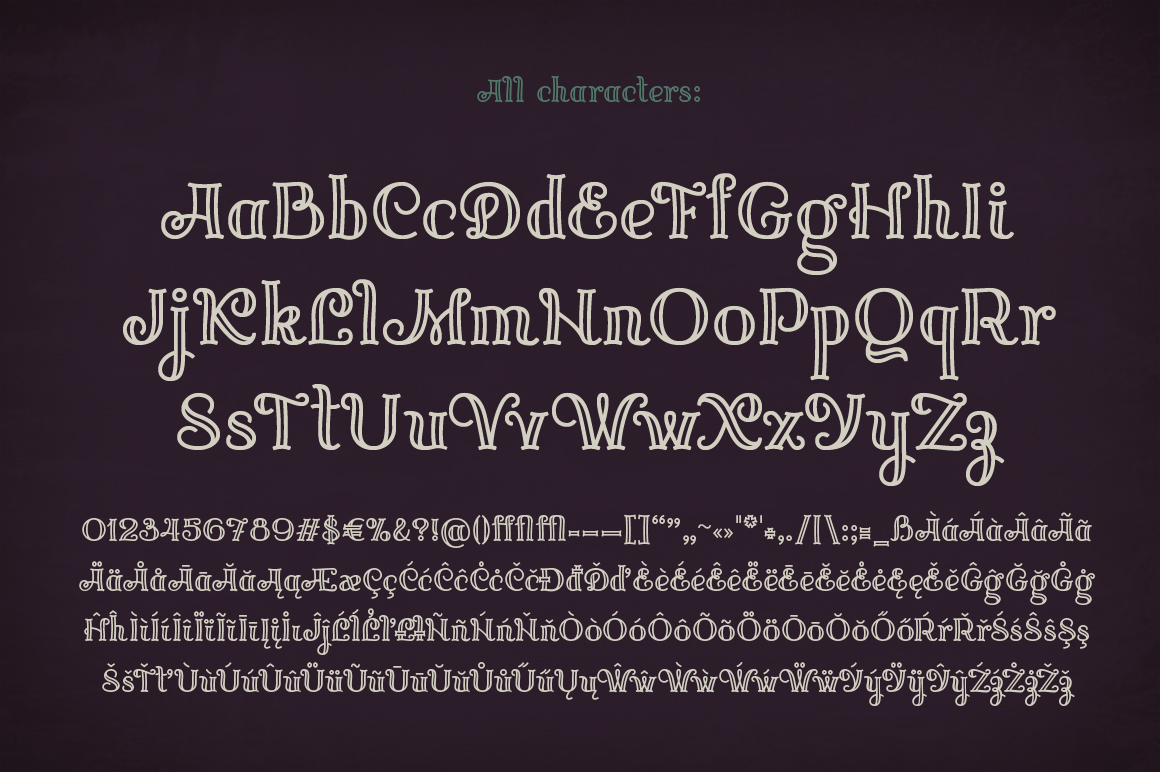 Jamish Font & Mockup example image 6