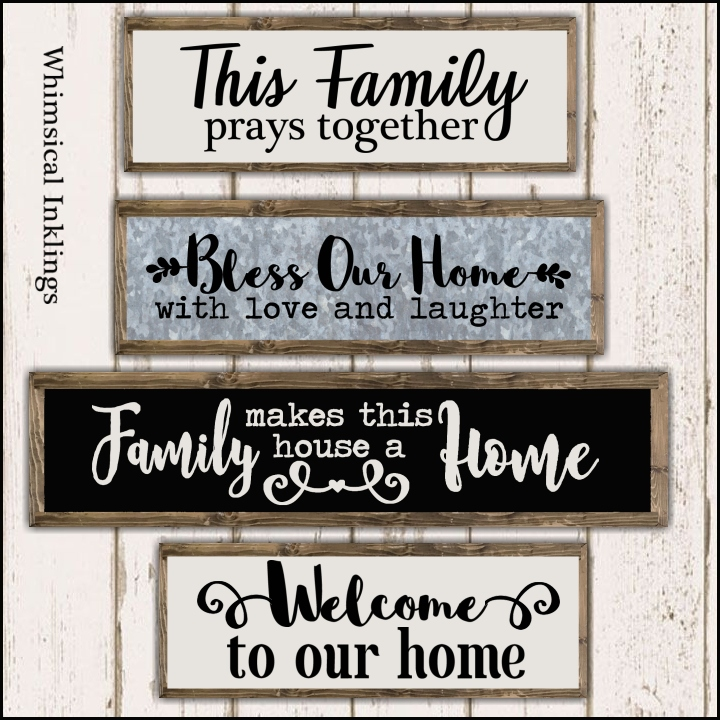 This Family SVG Cutter Files example image 1