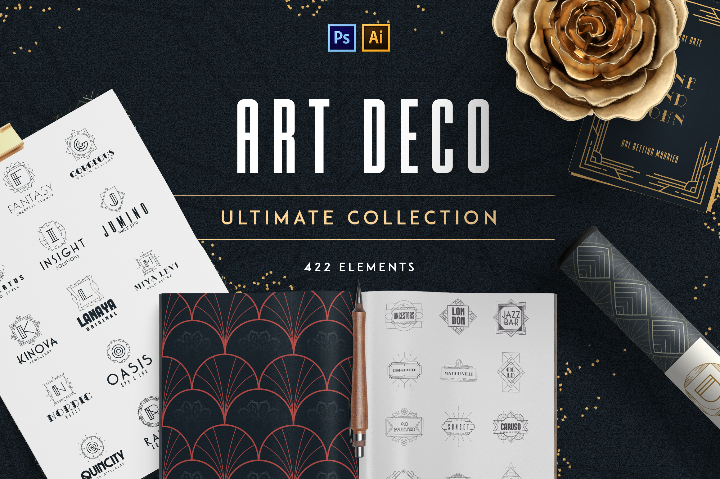 Art Deco Ultimate Collection example image 1