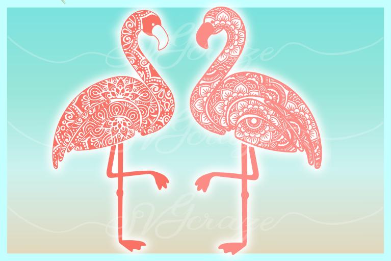 The Very Therapeutic Mandala SVG Bundle example image 3