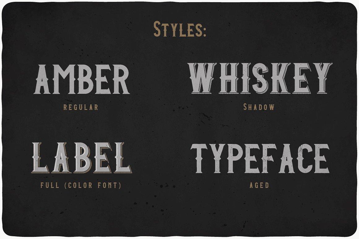 Amber Whiskey example image 4