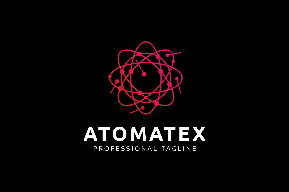 Atom Logo example image 2