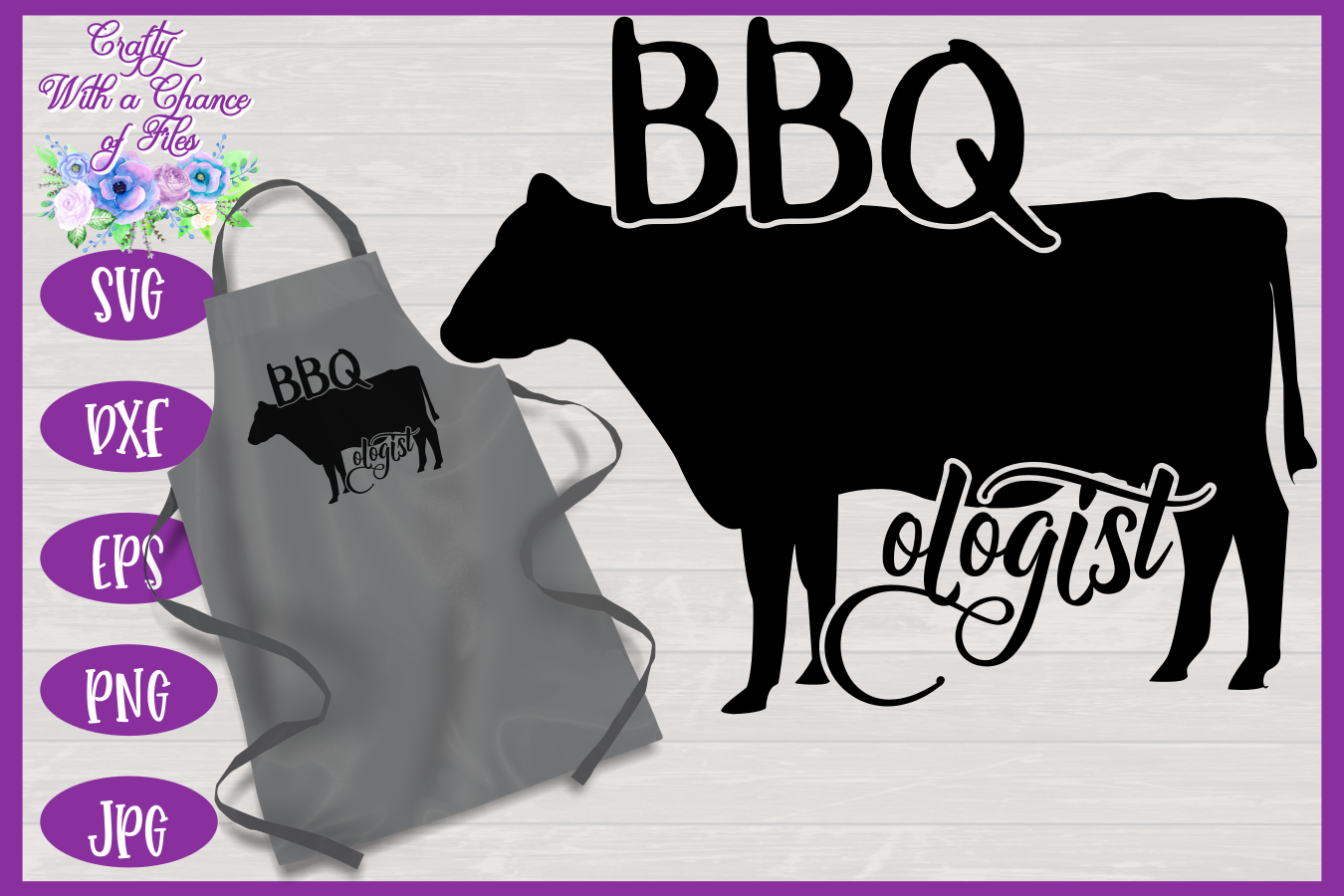 BBQ Grill Apron Bundle | Funny SVG Bundle example image 10