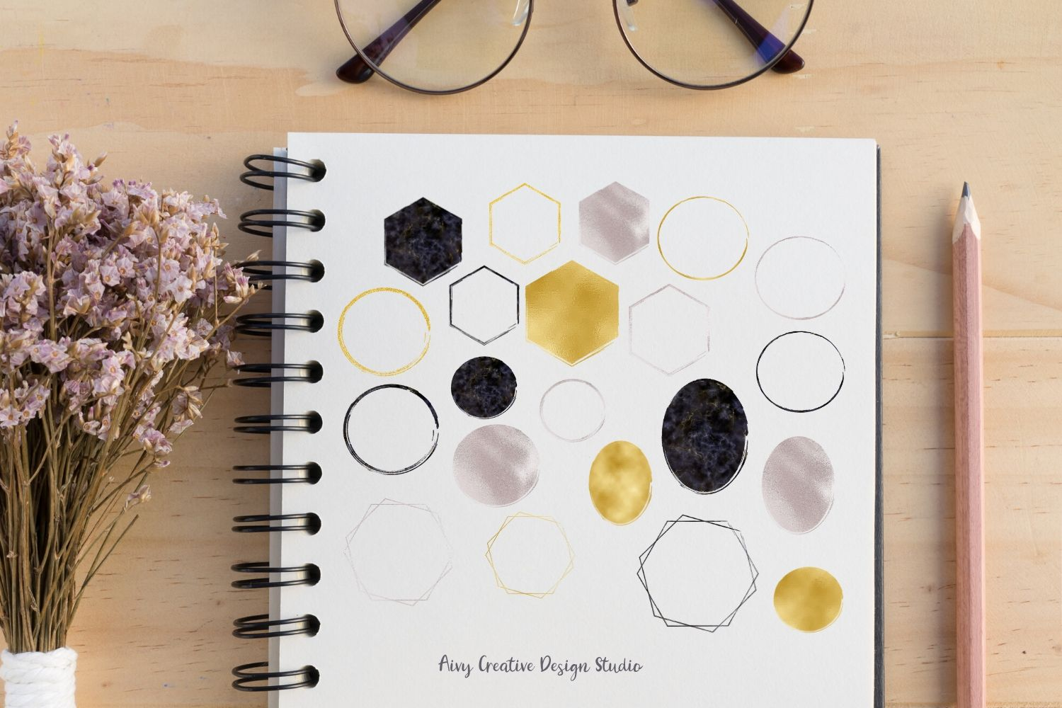 6 Collections of Graphics Resources Bundle example image 10