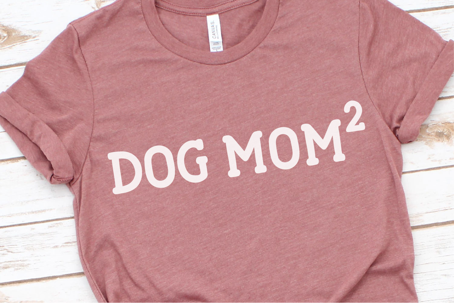 Dog Mom SVG Bundle - Cut Files for Crafters example image 5