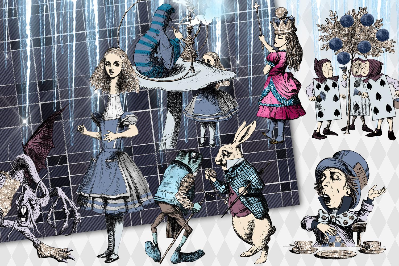 Winter Wonderland Clipart example image 3