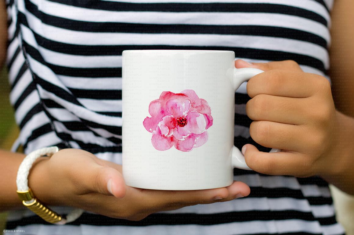 Hands Holding Mug Mockup #6 example image 2