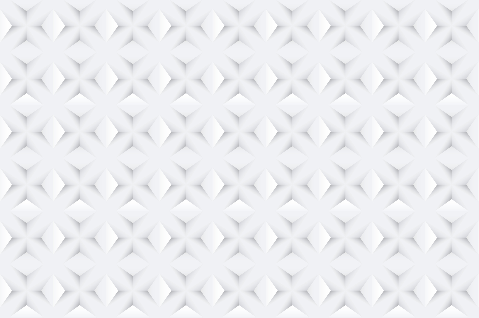 Swatches of seamless white textures. example image 13