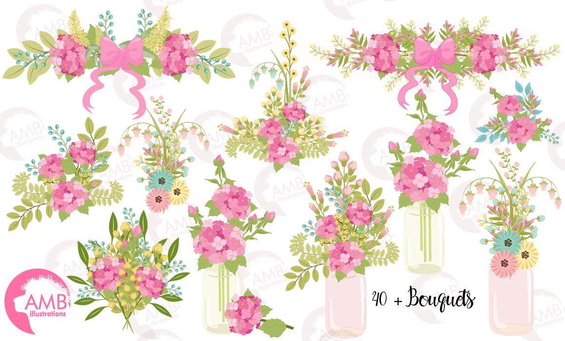 Spring Garden Floral Mega Bundle AMB-2382 example image 11