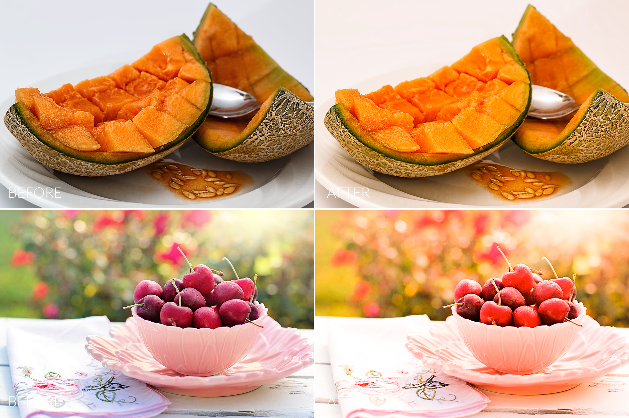 Fruits Lr Presets example image 3