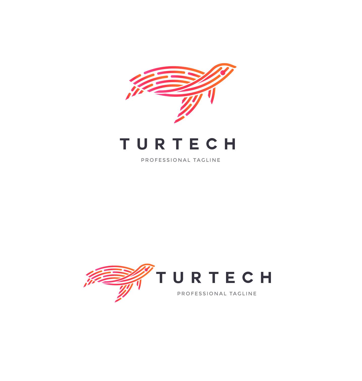 Animal Logo - Turtle Logo example image 5