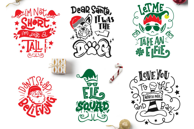 Christmas Kids Craft Bundle svg Christmas Pack svg Bundles example image 2
