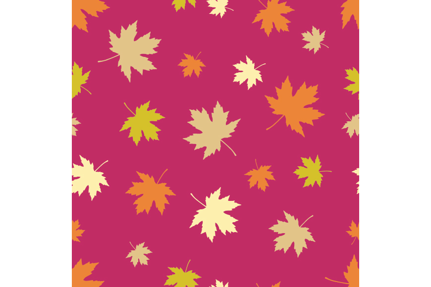 Set of 6 seamless vector backgrounds and 6 posters Thanksgiving Day. example image 10