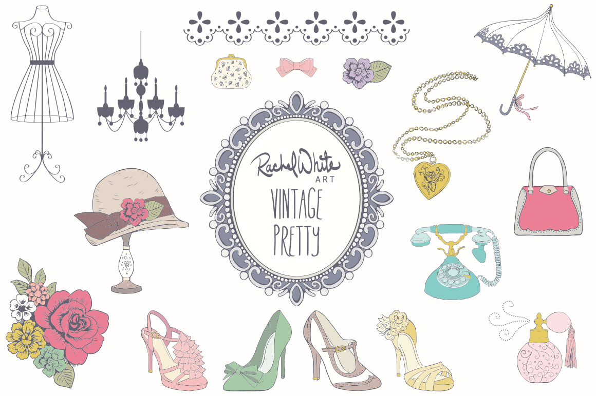Vintage Pretty Things example image 1
