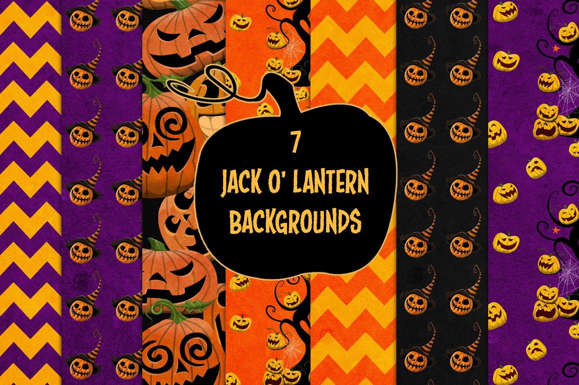 Big O' Jack O' Lanterns Collection example image 3