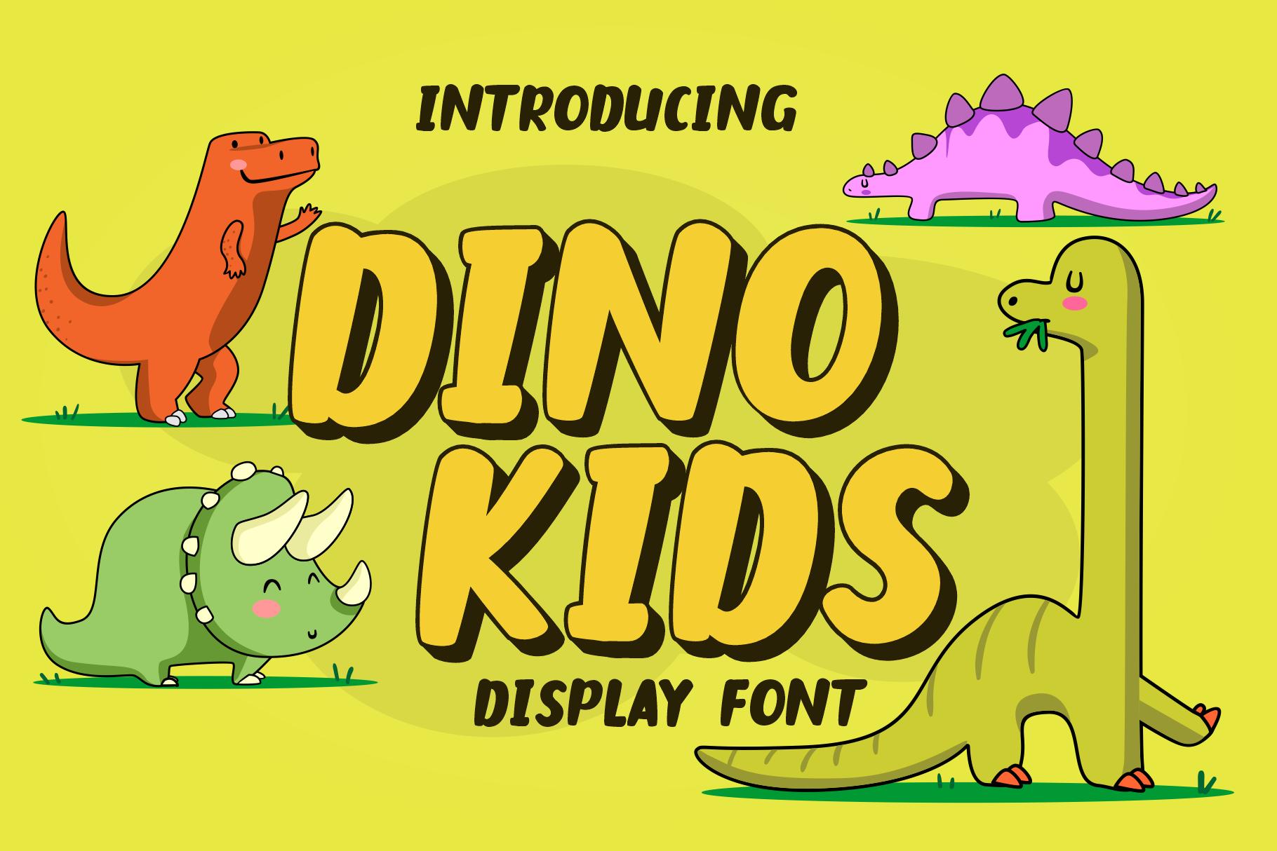 Dino Kids example image 1