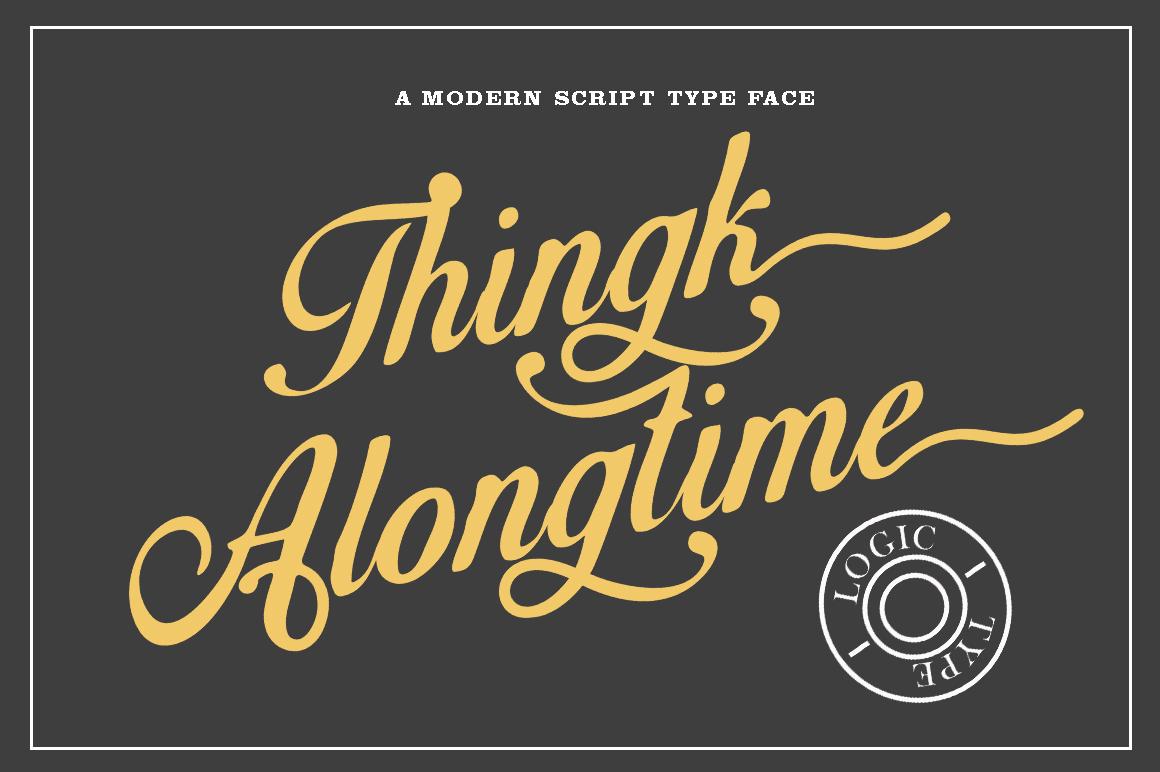 Thingk Alongtime example image 9