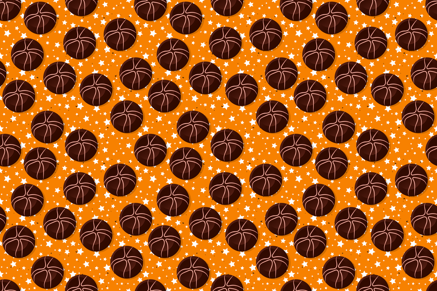 Candy theme seamless patterns. example image 3