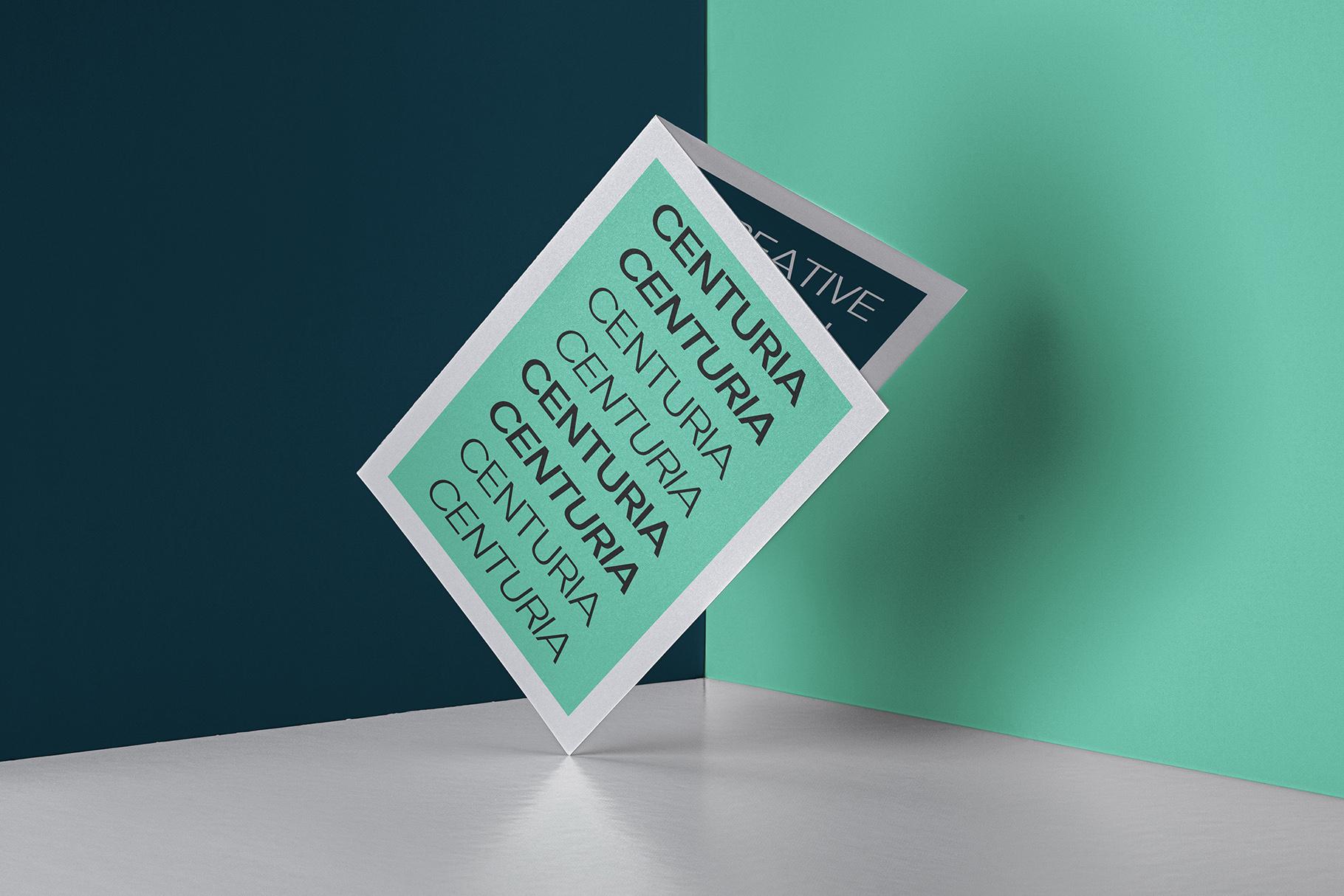 Centuria Typeface example image 9