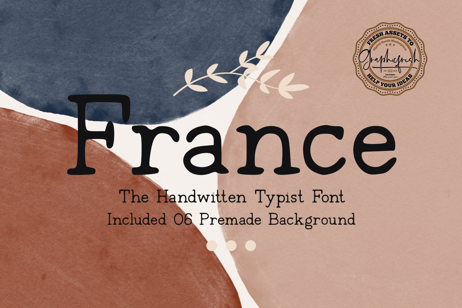 France Free 6 Premade Background example image 8