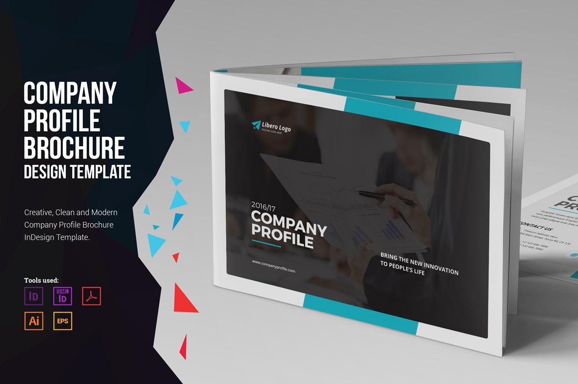 Company profile brochure design v2 by m design bundles company profile brochure design v2 example image 1 cheaphphosting Images