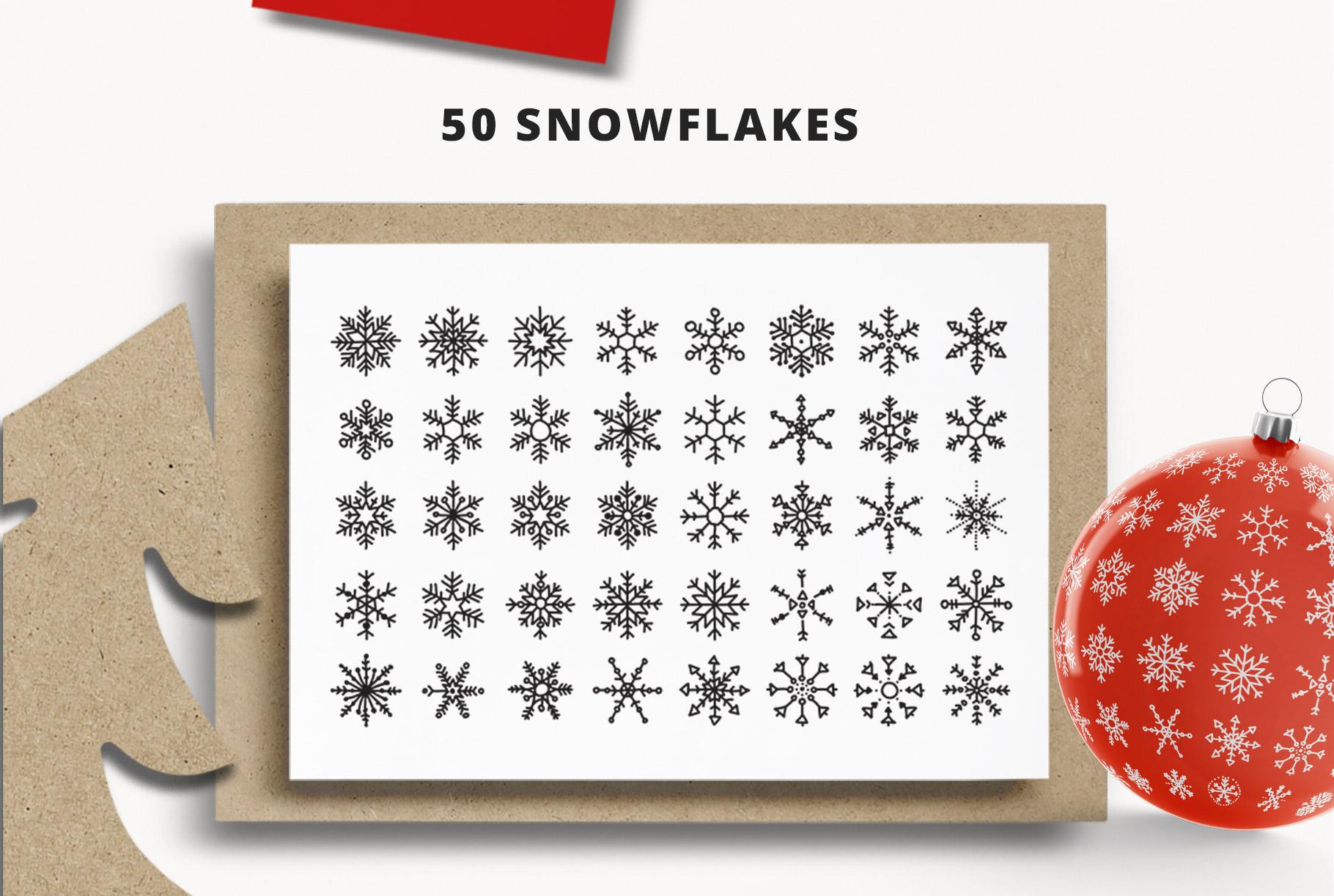 200 Items Christmas Bundle example image 2