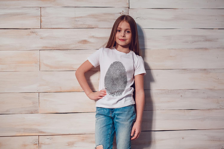 Kids T-Shirt Mock-Up Vol.1 2017 example image 11
