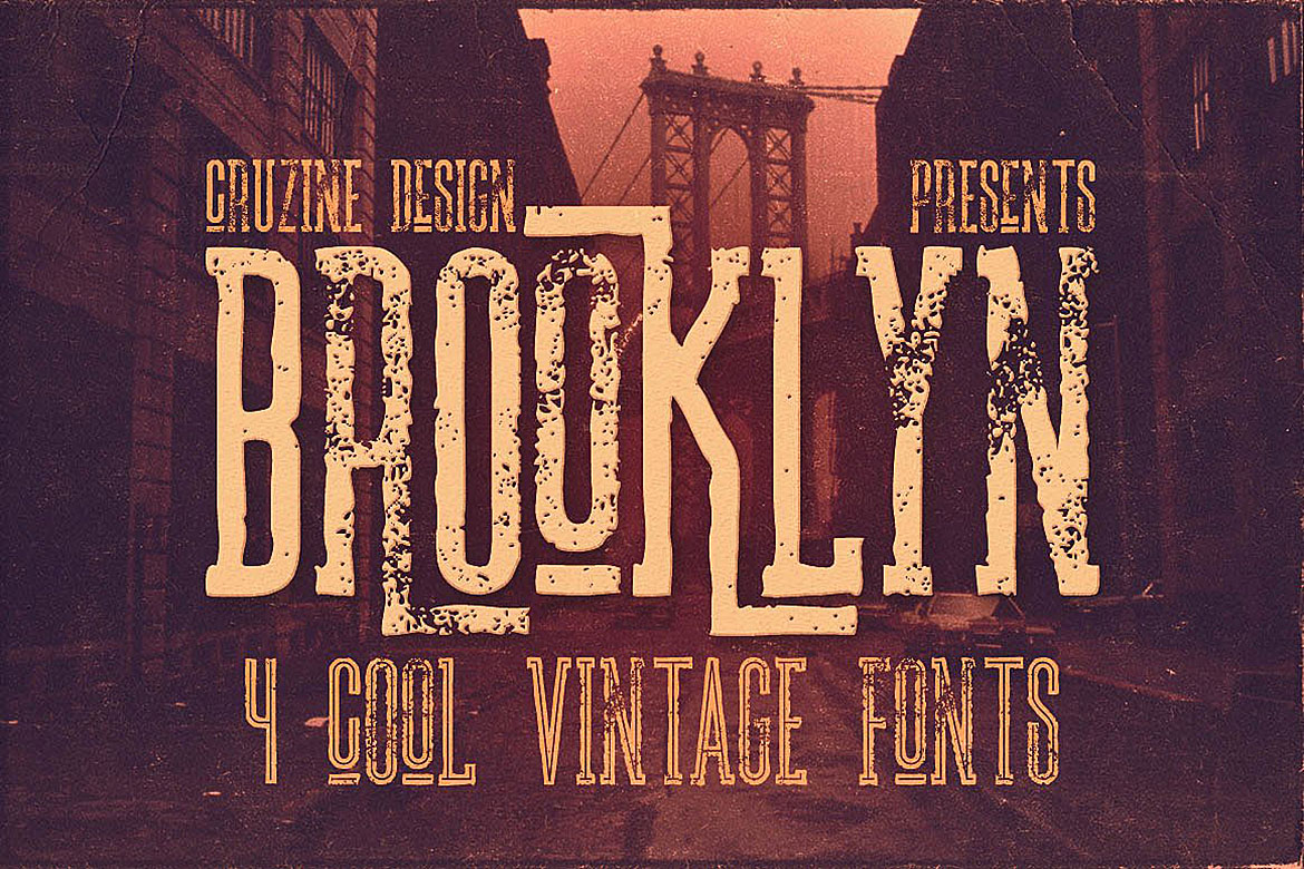 Brooklyn Typeface example image 1