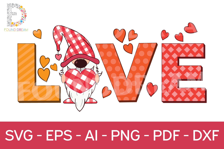 Download Gnome Love SVG