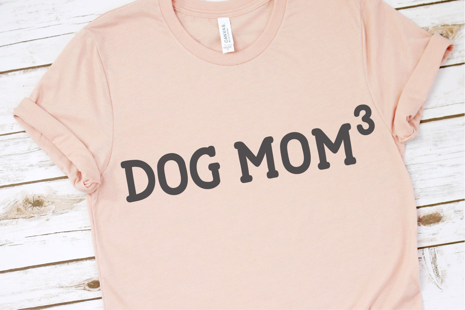 Dog Mom SVG Bundle - Cut Files for Crafters example image 6