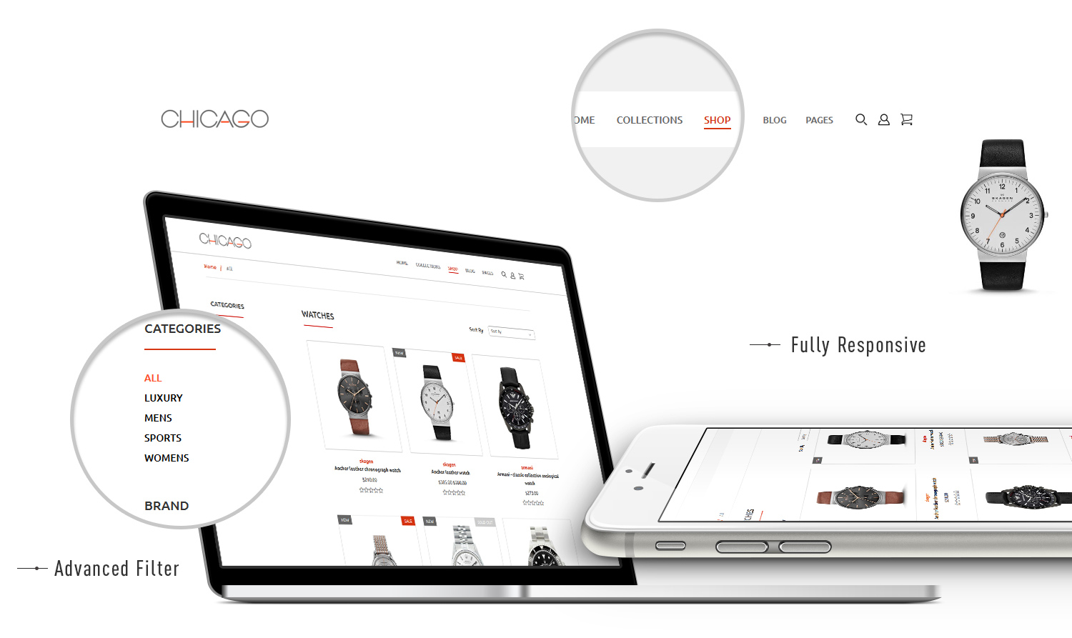 Chicago Shopify Theme example image 5