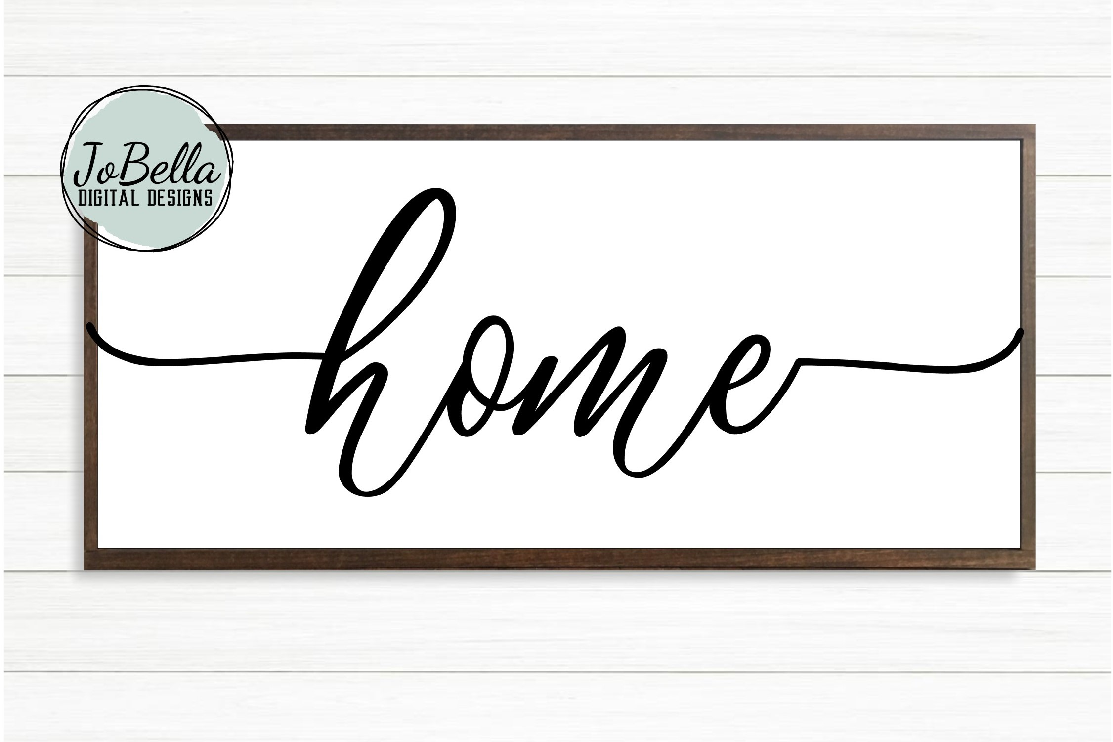 Home SVG and Printable Farmhouse Design example image 1