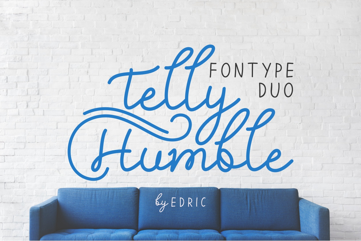 Telly Humble example image 1