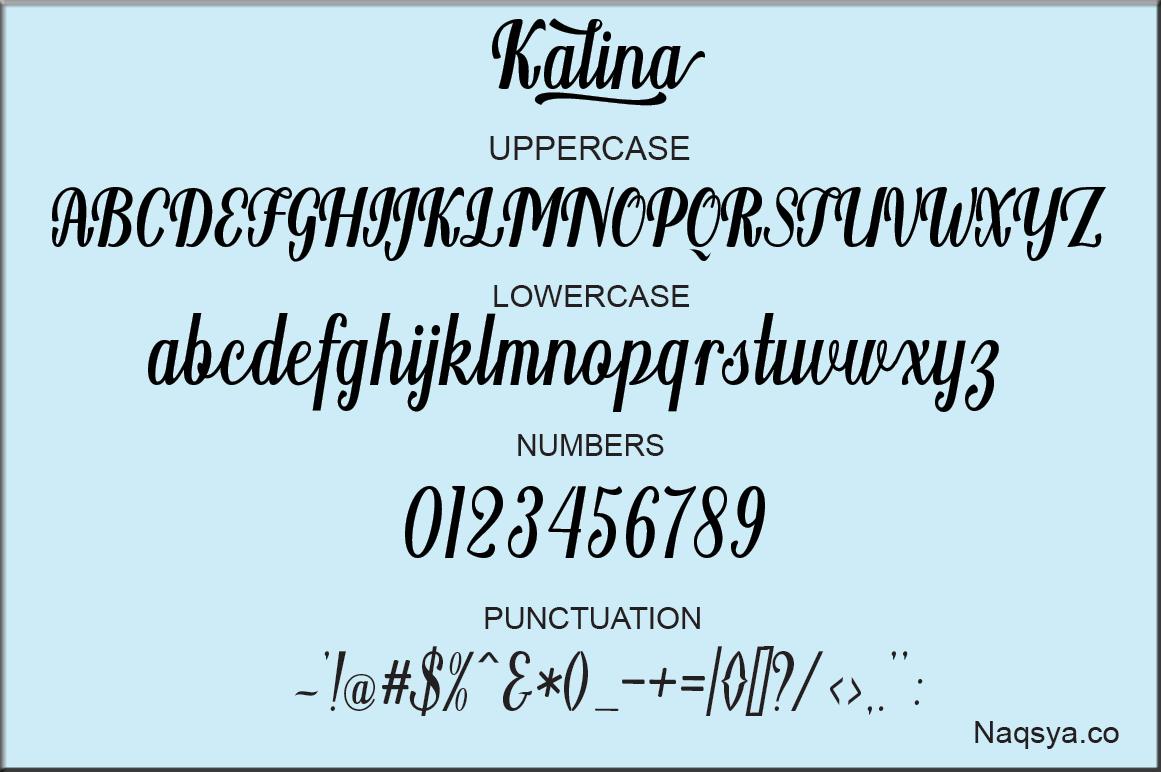 Kalina example image 2