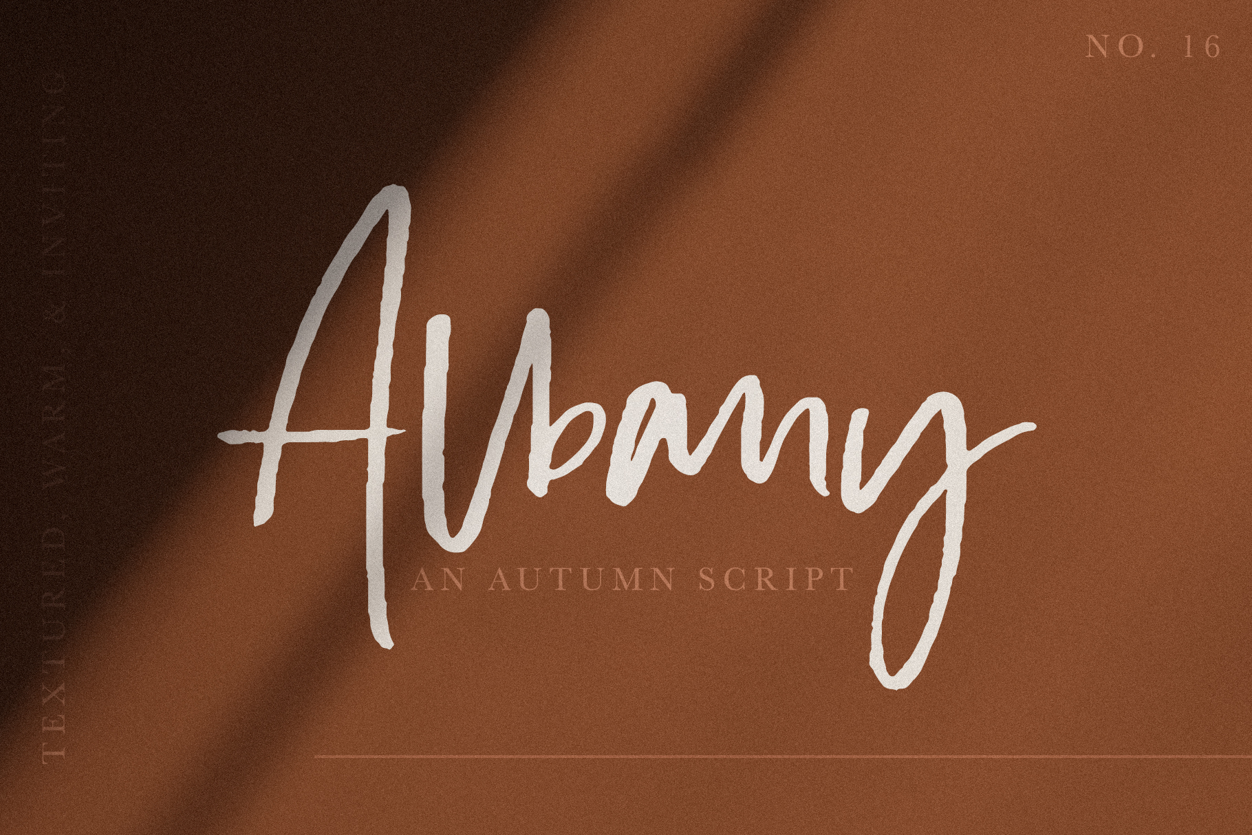 Albany | An Autumn Script example image 1