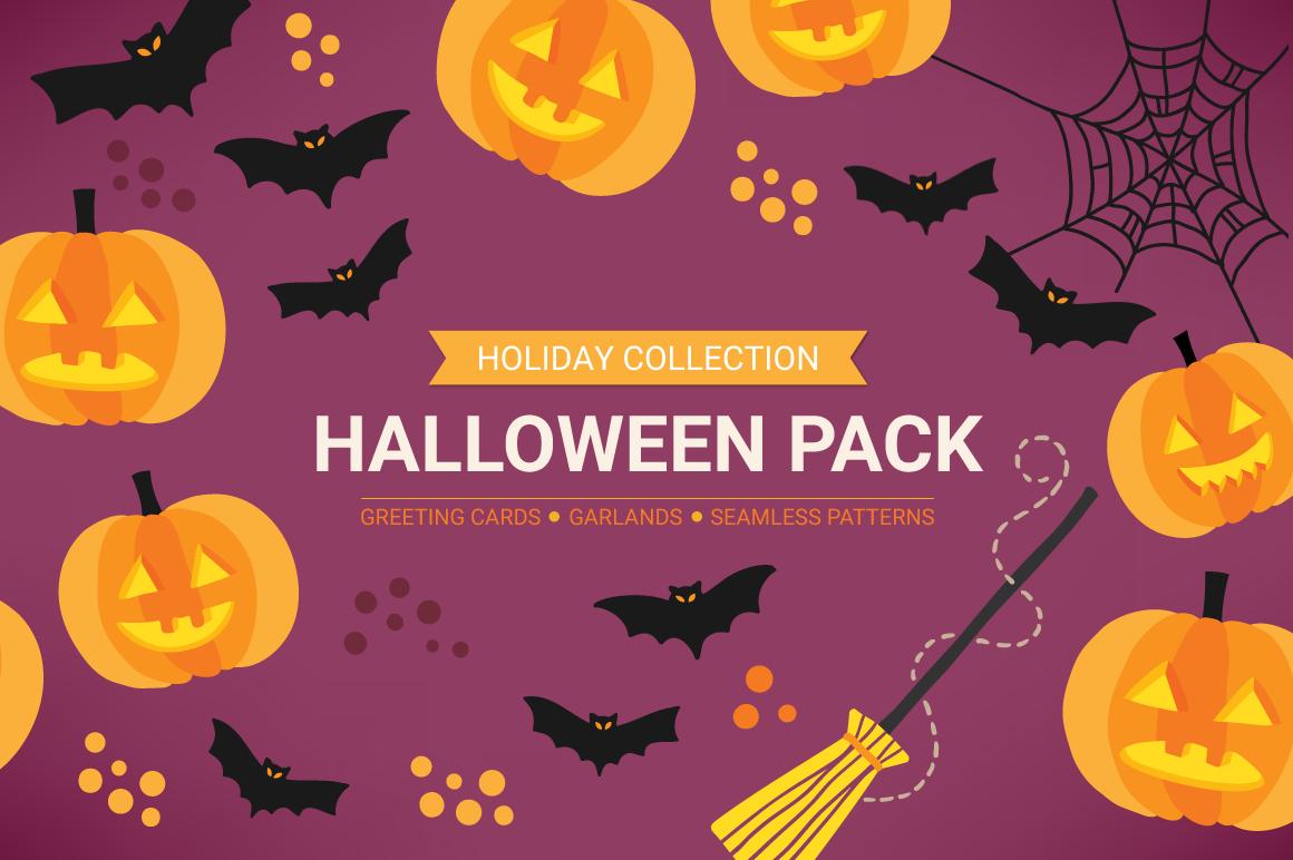 Halloween Design Pack example image 1