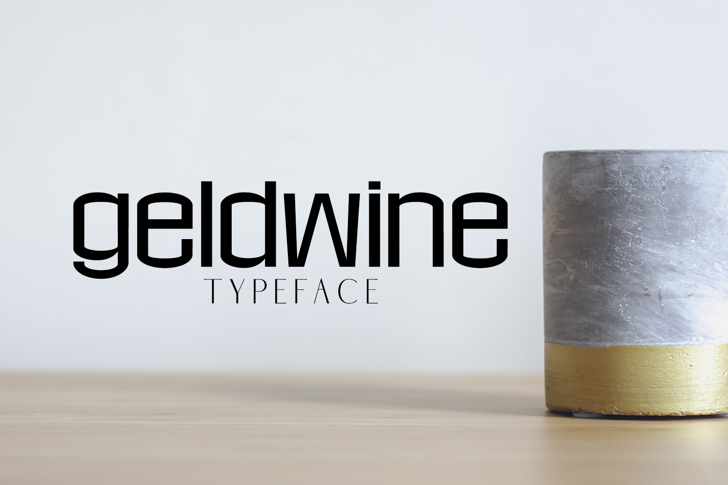 Geldwine Sans Serif Font Family example image 6