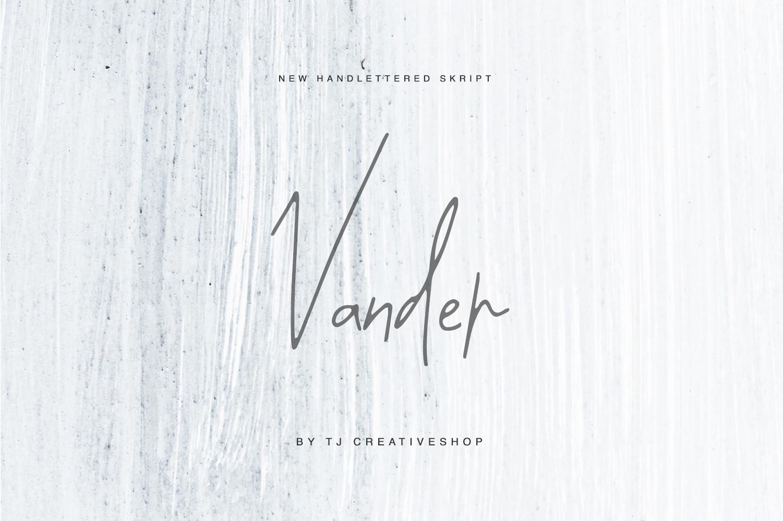 Vander example image 1