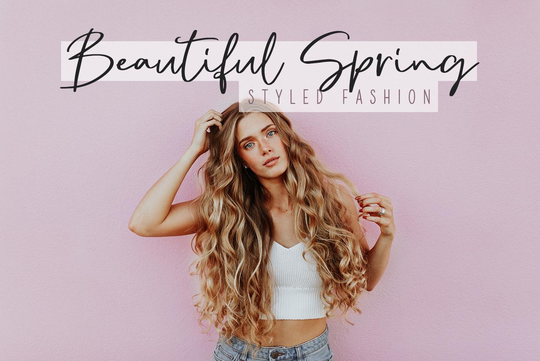 Signature font duo Sophia Reign example image 10