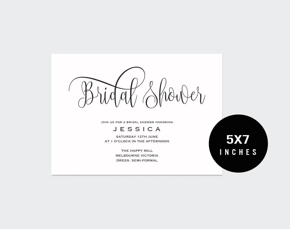 Bridal Shower example image 2
