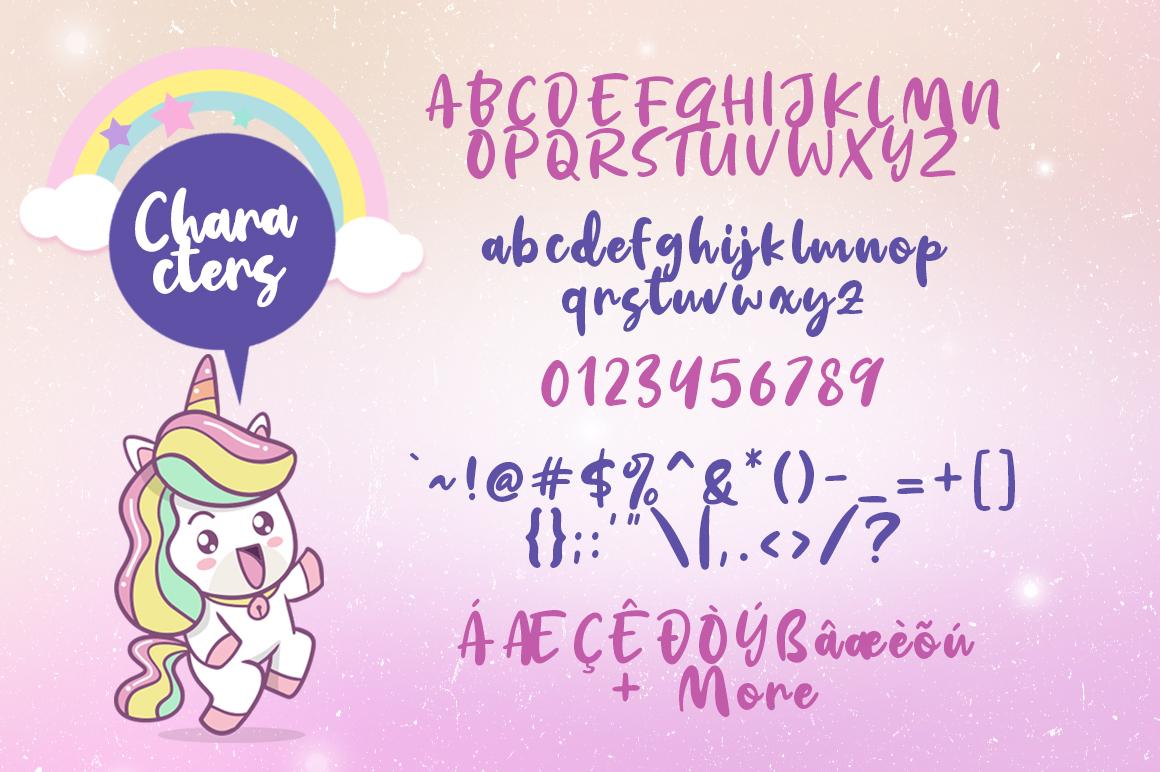 Kindness Unicorn example image 5