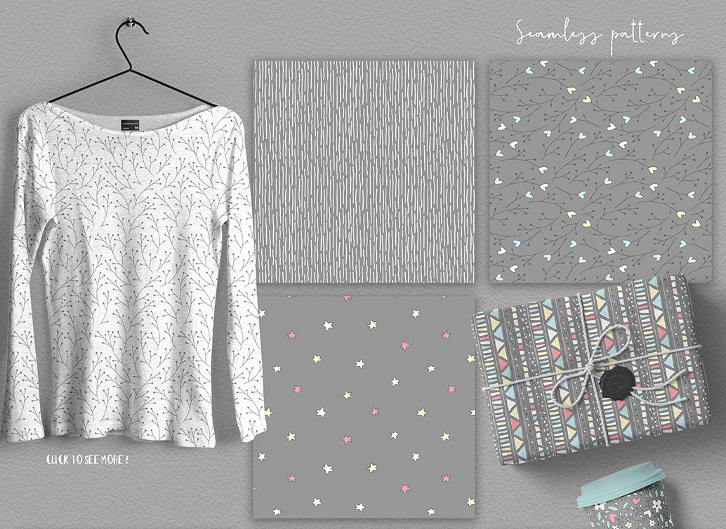 Cute Holiday Collection example image 9