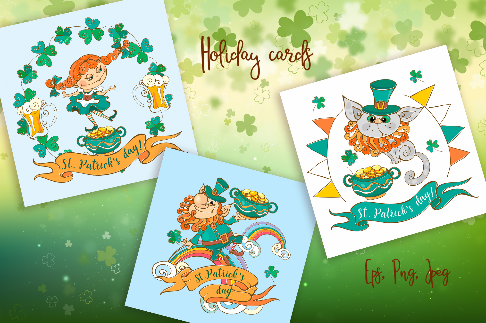 St. Patrick's day! example image 10
