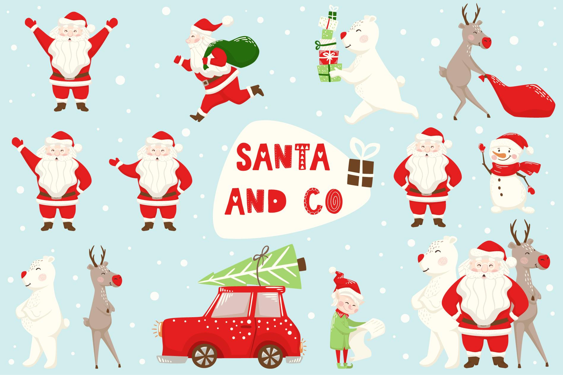 Santa and Co example image 2