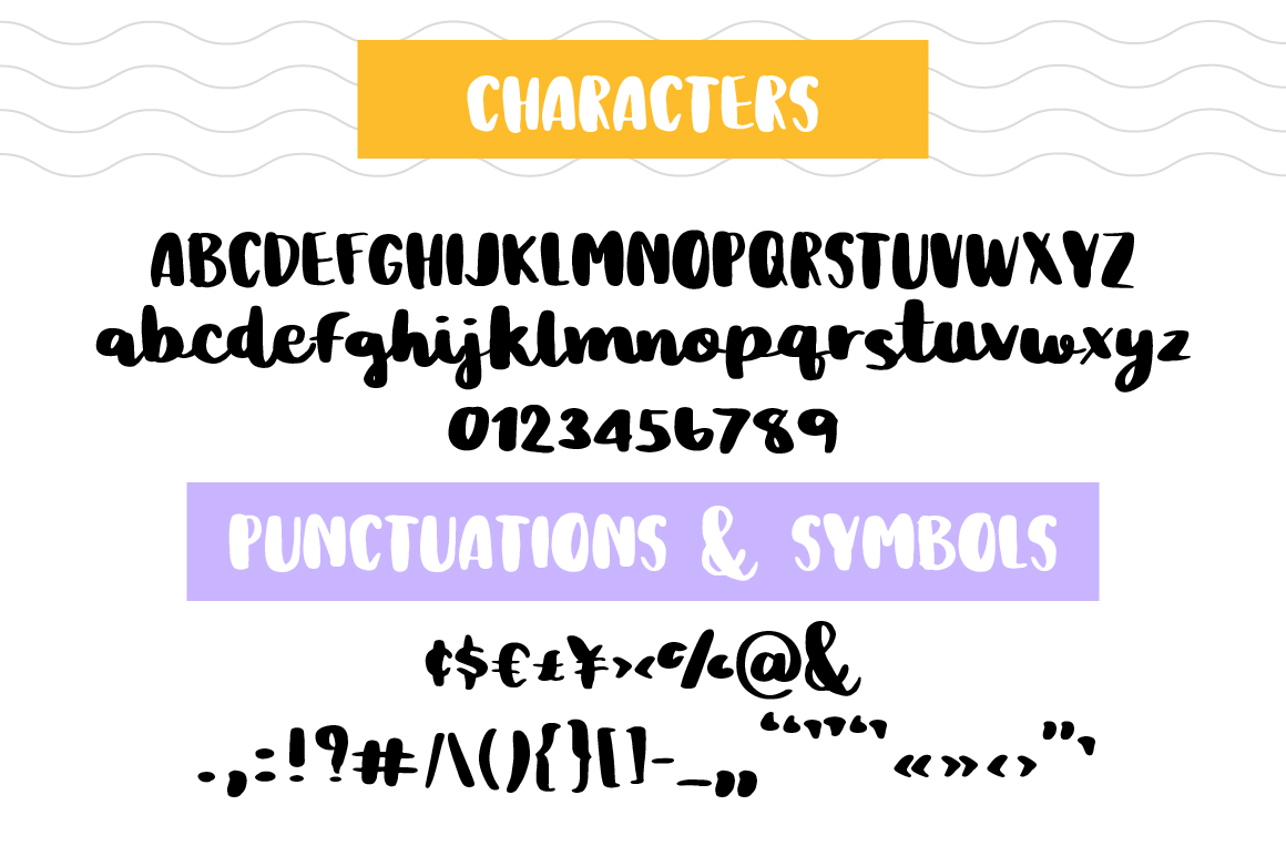 Maaria Handwriting Script Typeface example image 2