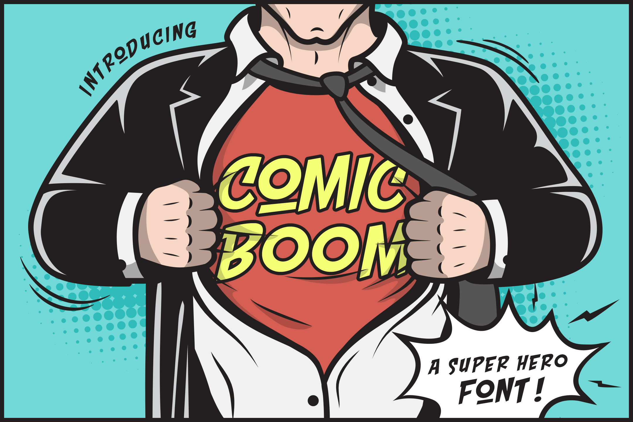 Comic Boom example image 1