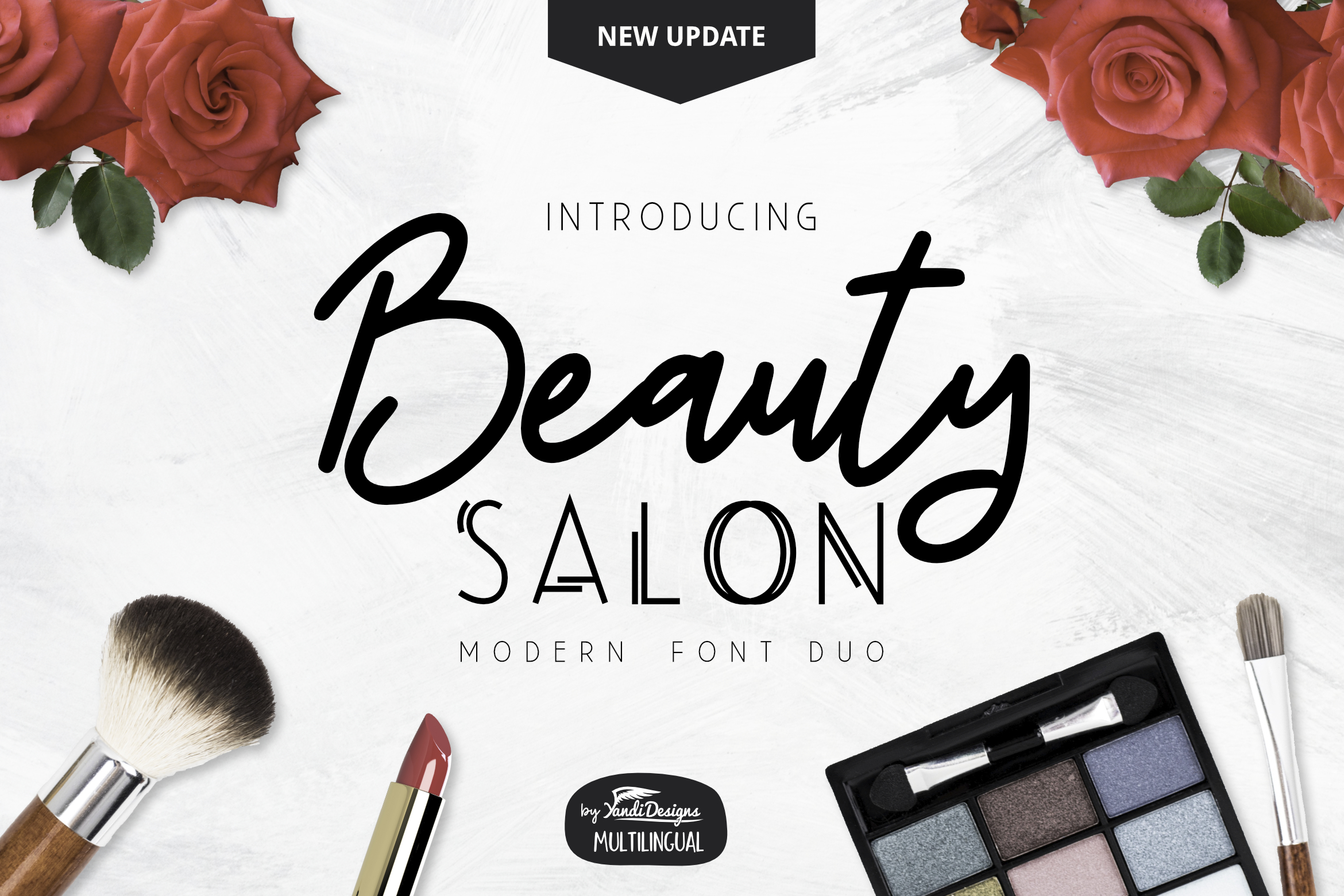 Beauty Salon Modern Font Duo example image 1