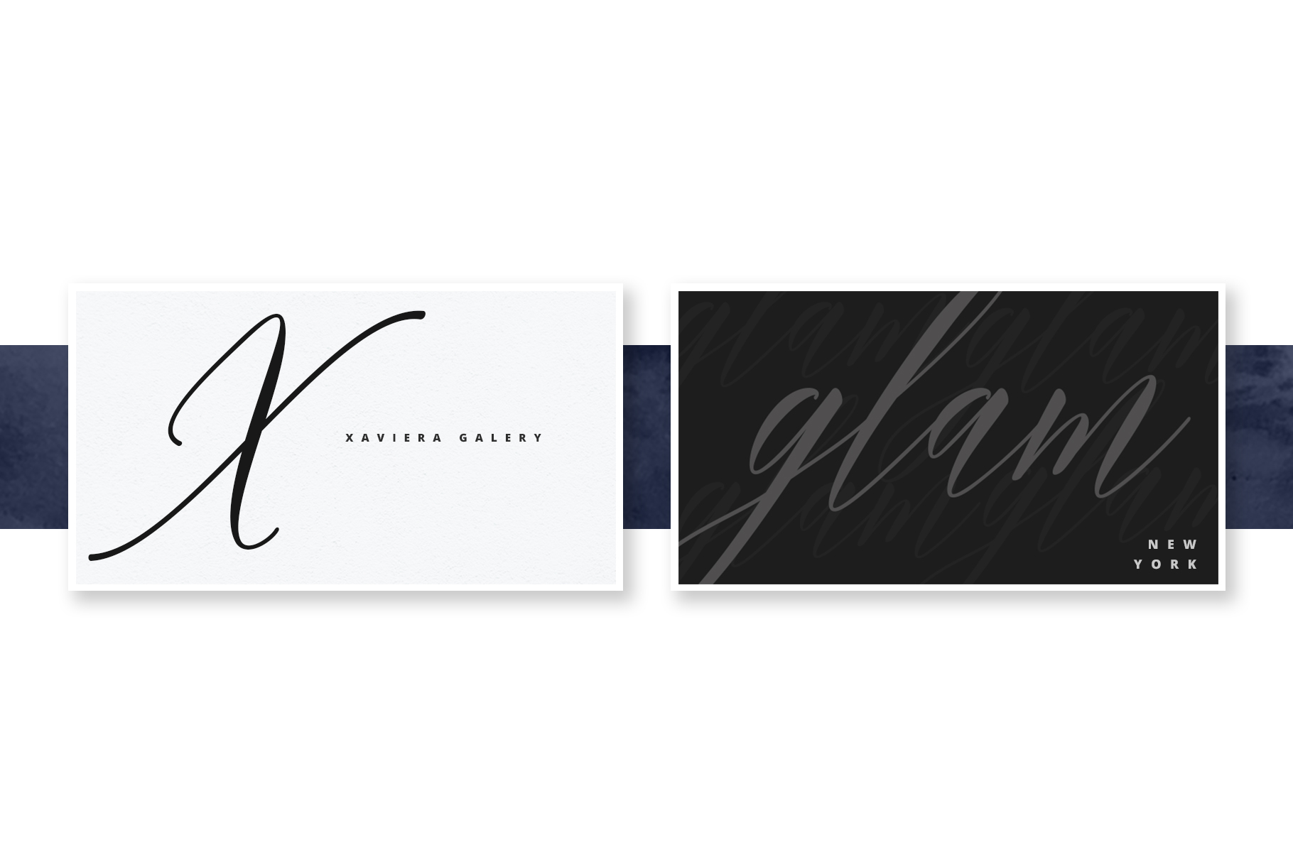 Maisharah Modern Calligraphy example image 6
